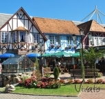 Blumenau e Brusque e Café Colonial Monthez
